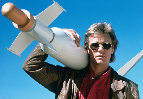 Ten Ways to MacGyver Your Way Through RWA's National Conference